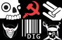 digital militia t-shirts